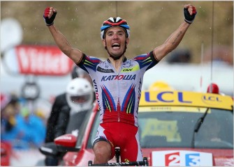 Joaquim Rodriguez To Retire From Cycling After 2016 Season