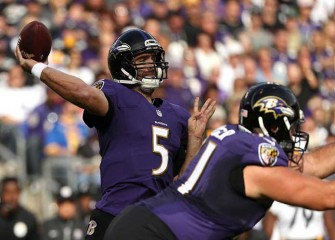 Joe Flacco, Ravens Keep Browns Winless With 28-7 Rout