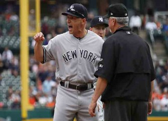 Joe Girardi Out As Yankees Manager After 10 Years