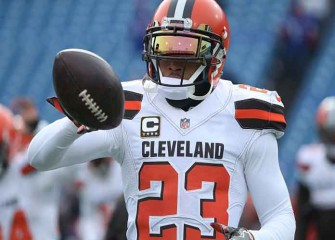 Joe Haden Signs Three-Year Contract With Steelers Hours After Being Cut By Browns