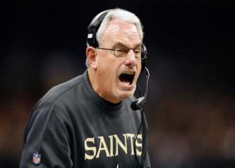 Saints Fire Assistant Head Coach/LB Coach Joe Vitt, Four Others