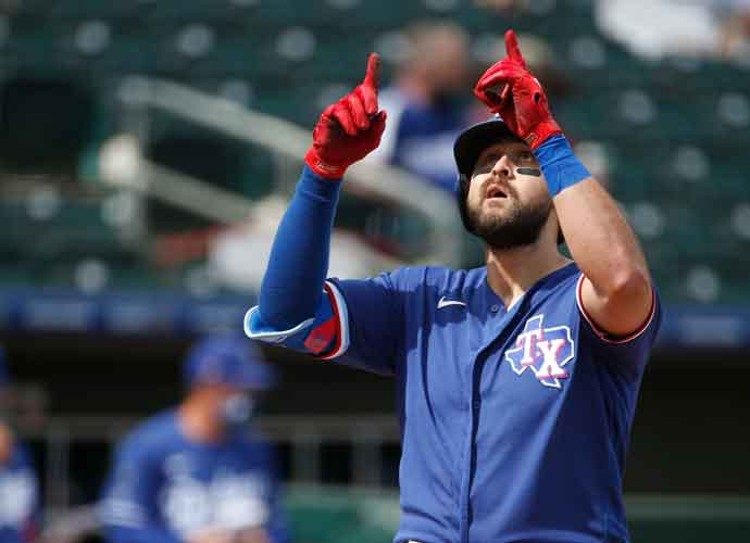 Yankees Reach Deal With Texas Rangers For Joey Gallo