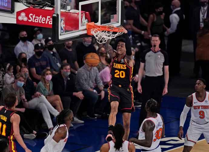 Atlanta Hawks Defeat Knicks To Lead Series 3-1