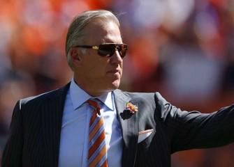 Cab Driver Praises John Elway, Broncos GM Surprises Him From Back Seat