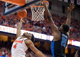 Syracuse Tops Duke 78-75 With Buzzer-Beating 3-Pointer