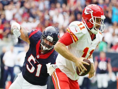 Alex Smith Traded To Redskins, QB Signs Four-Year Extension: NFL Players React