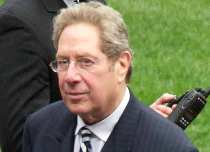 Yankees' Broadcaster John Sterling Helped Out Of His Flooded Car By Rickie Ricardo