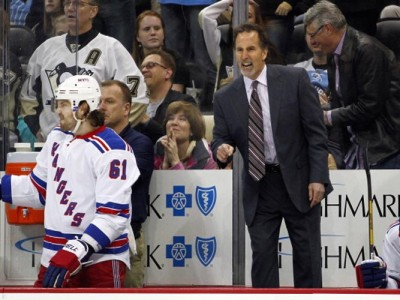Blue Jackets Coach John Tortorella Says He Would Bench Any Player Who Sits During National Anthem