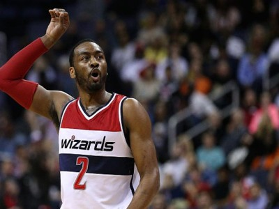 "Wizards' John Wall Addresses Critics Who Say He Has ""The Worst Contract In The League"""