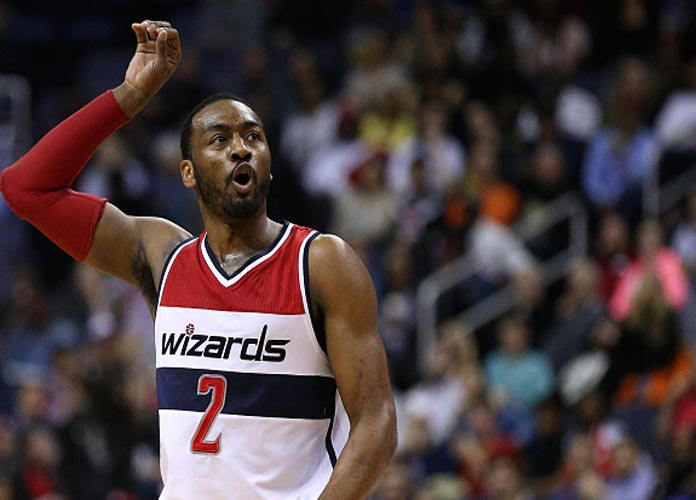 """Wizards' John Wall Addresses Critics Who Say He Has """"The Worst Contract In The League"""""""