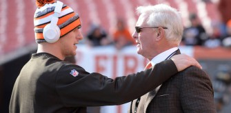 Browns' Owner Jimmy Haslam Comments On Johnny Manziel And Josh Gordon
