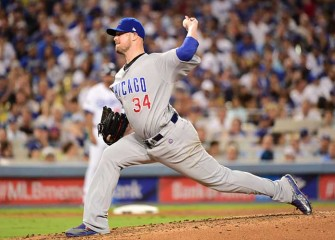 Joe Maddon Names Jon Lester As Cubs' Opening-Day Starter