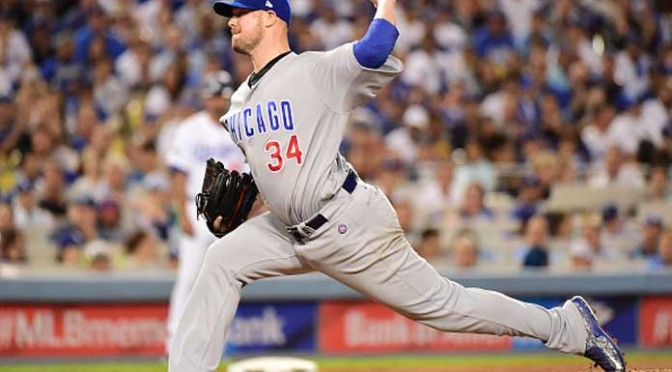 Jon Lester Leads Cubs To 8-4, NLCS Game 5 Win Over Dodgers, One Step Closer To World Series