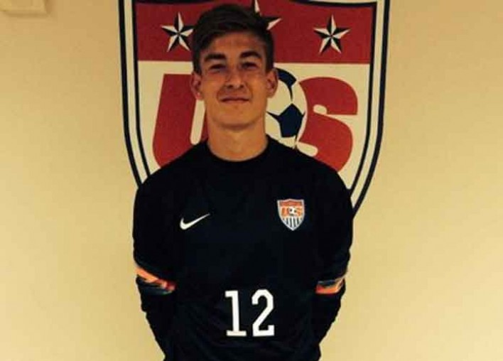 U.S. U-20 Goalie Jonathan Klinsmann Signs With Bundesliga's Hertha Berlin