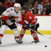 Blackhawks Penalty Kill Fails Again In Seven-Round, 3-2 Shootout Loss To Flames