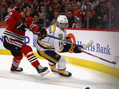 NHL Playoffs Round 1: Predators Top Blackhawks 1-0, Capitals Beat Maple Leafs 3-2 In OT