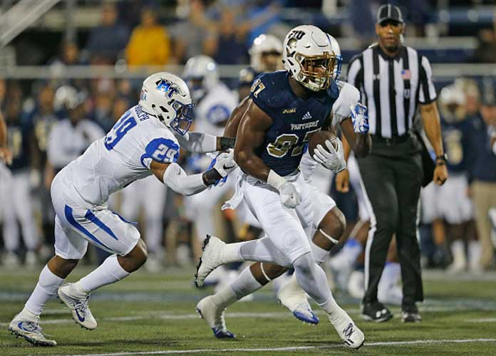 FIU Panthers TE Jonnu Smith's Season Over After Girlfriend Dumps Boiling Water On Him