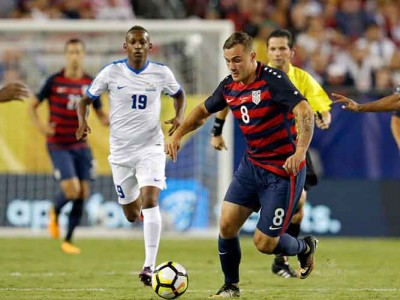 Watch: Jordan Morris Lifts USMNT To 3-2 Win Vs Martinique In Gold Cup Group Play