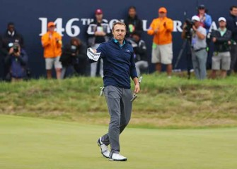 Watch: Jordan Spieth Makes Eagle On 15th Hole And More Highlights From British Open Win