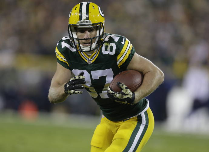Jordy Nelson To Sign Two Year, $15M Deal With Raiders