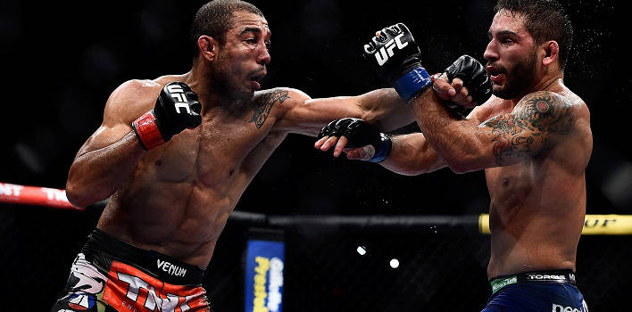 Jose Aldo Will Not Miss UFC 189, Confirms Bone Bruise To Rib