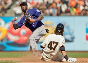 Former Mets Shortstop Jose Reyes Designated For Assignment By Colorado Rockies