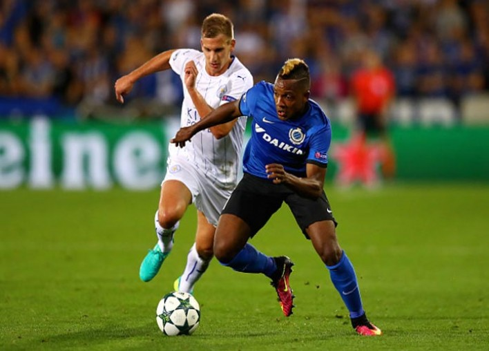 Leicester City Cruise Past Club Brugge 3-0 In Champions League Opener