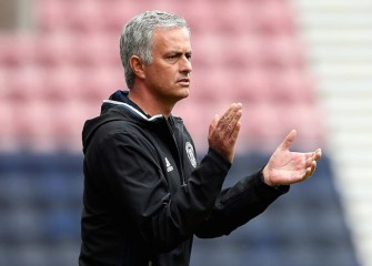 Manchester United Beat Wigan 2-0 In Jose Mourinho's First Game As Manager