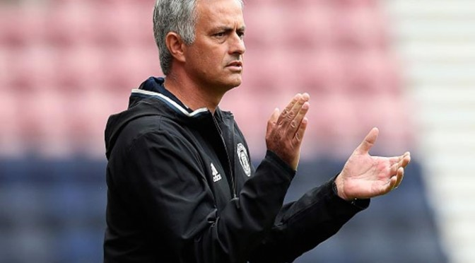 Man Utd Boss Jose Mourinho Contacted By FA Over Referee Anthony Taylor Remarks