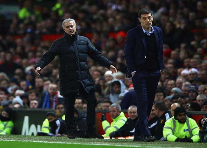 England FA Reviewing Jose Mourinho Dismissal in Manchester United's 1-1 Tie With West Ham