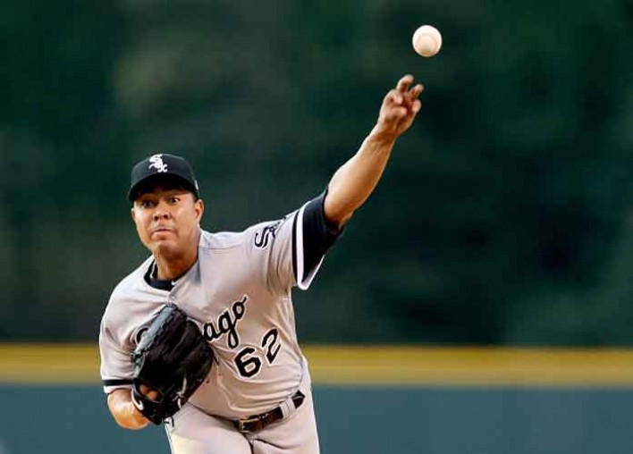Cubs Acquire Jose Quintana In Blockbuster Trade With White Sox