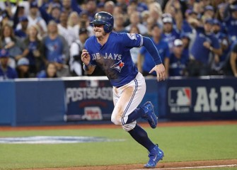 Josh Donaldson's Dash Propels Blue Jays Into ALCS With 7-6 Win Over Rangers