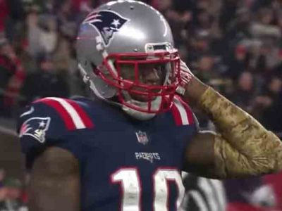 Josh Gordon Applies For NFL Reinstatement After Suspension For Substance Abuse
