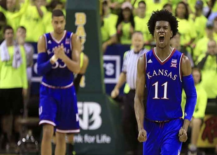 Celtics Reportedly Interested In Kansas' Josh Jackson For No. 1 Pick In NBA Draft