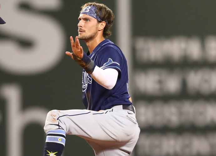 Tampa Bay's Josh Lowe Gets Called Up To The Majors, Records His 1st MLB Hit