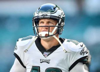 Eagles Almost Resort To Backup QB Josh McCown For Wide Receiver Spot