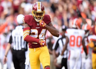 Redskins CB Josh Norman Draws Weird Penalty In 31-20 Win Over Browns