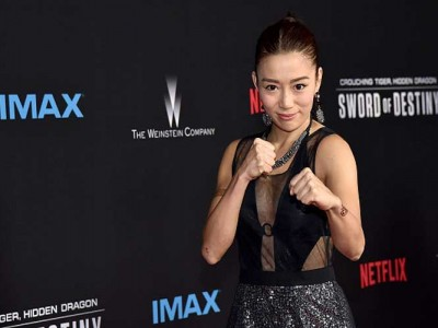 JuJu Chan, Actress & Martial Artist, Explains How To Do A Jumping Side-Kick [VIDEO EXCLUSIVE ]