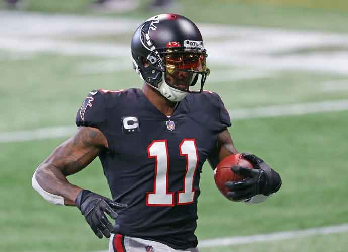 Julio Jones Traded To Titans By Falcons