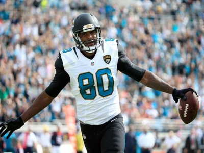 Dolphins OT Branden Albert Visiting Jaguars Ahead Of Potential Trade With TE Julius Thomas