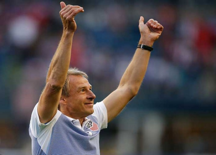 Jurgen Klinsmann Fired As U.S. Men's National Team Coach