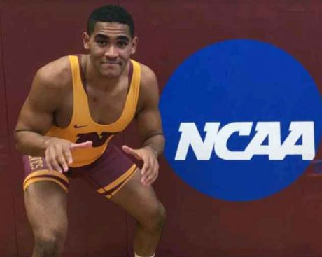 Northern State University Wrestler Justice Horn On Coming Out, Advice To Gay Athletes [VIDEO EXCLUSIVE]