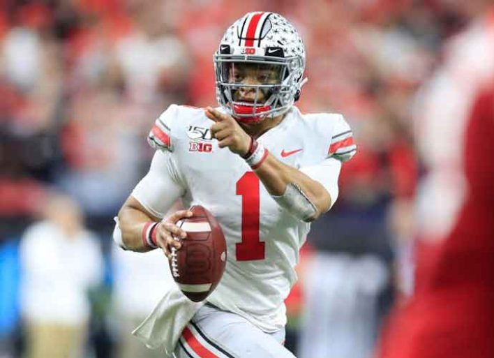 Ohio State Comes Back To Win Third Straight Big Ten Title Over Wisconsin