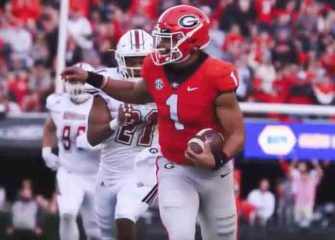 Former Five-Star Quarterback Justin Fields To Transfer To Ohio State