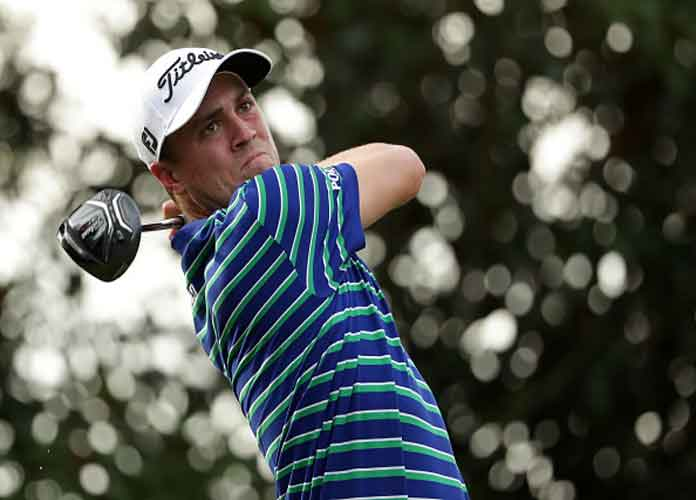 Justin Thomas Keeps U.S. Alive With Big Putt In President's Cup