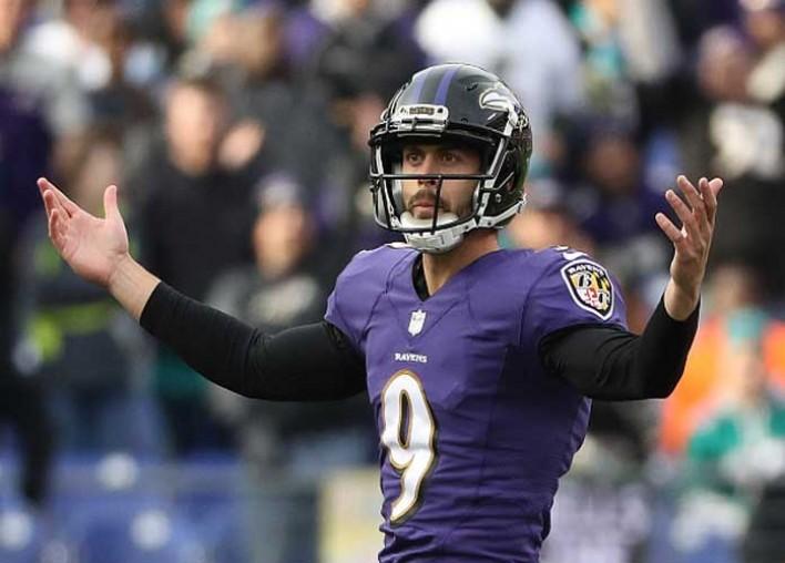 Ravens Justin Tucker Makes 75 Yard Field Goal At Pro Bowl Practice