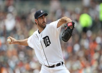 Justin Verlander Allows Record Four HRs In Fifth As Tigers Fall 9-3 To Indians At Home