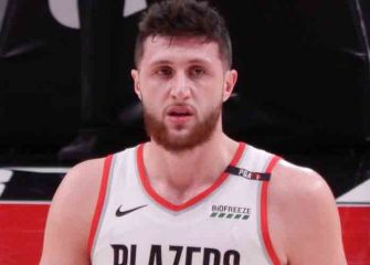 Trail Blazers' Jusuf Nurkic Breaks Leg, Out For Season; NBA Players React