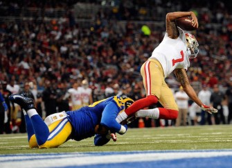 Colin Kaepernick To Start At QB For 49ers In Week 6 Vs Bills; Restructures Deal With Team