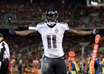 NFL Free Agency News: Ex-Ravens WR Kamar Aiken Signs One-Year Deal With Colts, And More